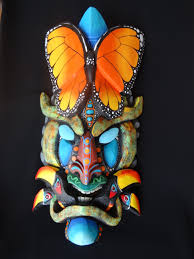Indigenous mask